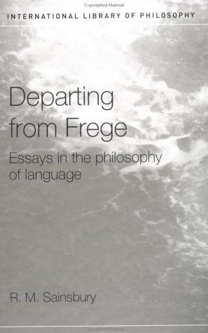 【英】背离弗雷格:语言哲学论文集